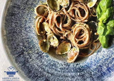 Linguine-vongole-happy-jack-chef
